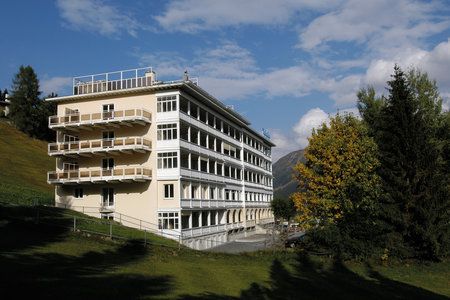 Jugendherberge Davos Youthpalace