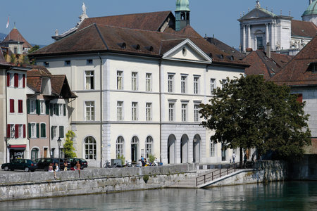 Jugendherberge Solothurn Am Land