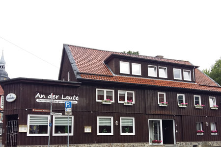 Pension  An der Laute