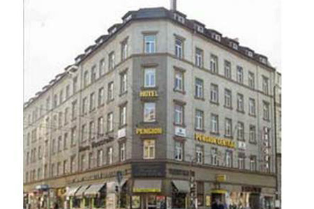 Hotel Pension Central