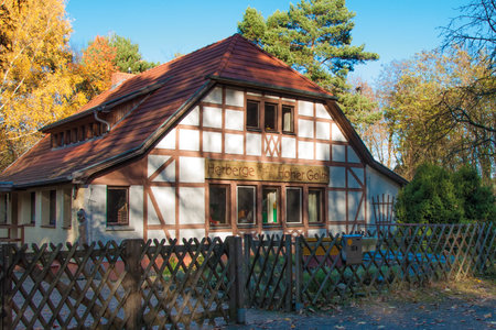 Herberge Haus Hoher Golm
