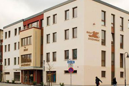Hotel GreifenNest Backpacker- Hotel