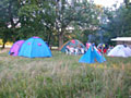 Hausansicht Hase Natur Camping Haselünne